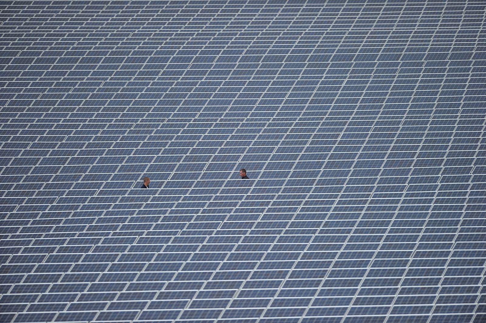 Solarpark / IBC Solar