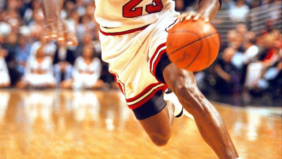 lente Ceniza insalubre  Nike: Basketball-Geschäft soll Gewinne sprudeln lassen - manager magazin