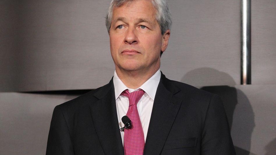 """JPMorgan-Chef Dimon: """"Der Krebs wurde früh entdeckt und ist heilbar"""""""