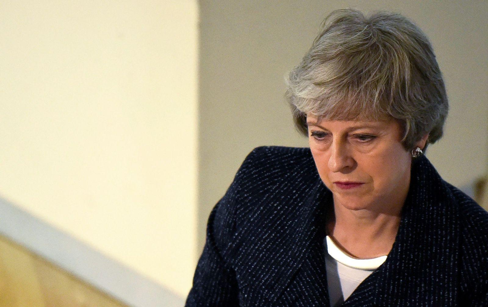 BRITAIN-NIRELAND-EU-POLITICS-BREXIT