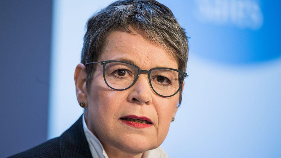 Wollte immer etwas bewegen: Simone Menne (60), Finanzvorständin der Deutschen Lufthansa von 2012 bis 2016, Aufsichtsrätin bei Henkel und Deutscher Post; Inhaberin einer Kunstgalerie in Kiel