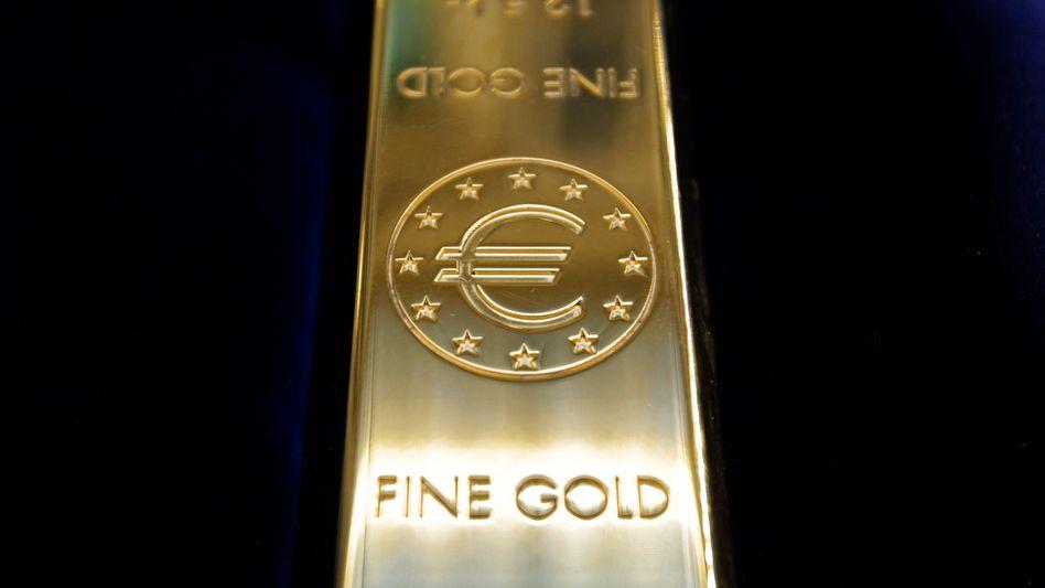 Begehrtes Edelmetall: Der Goldpreis nimmt Kurs auf die 1500-Dollar-Marke