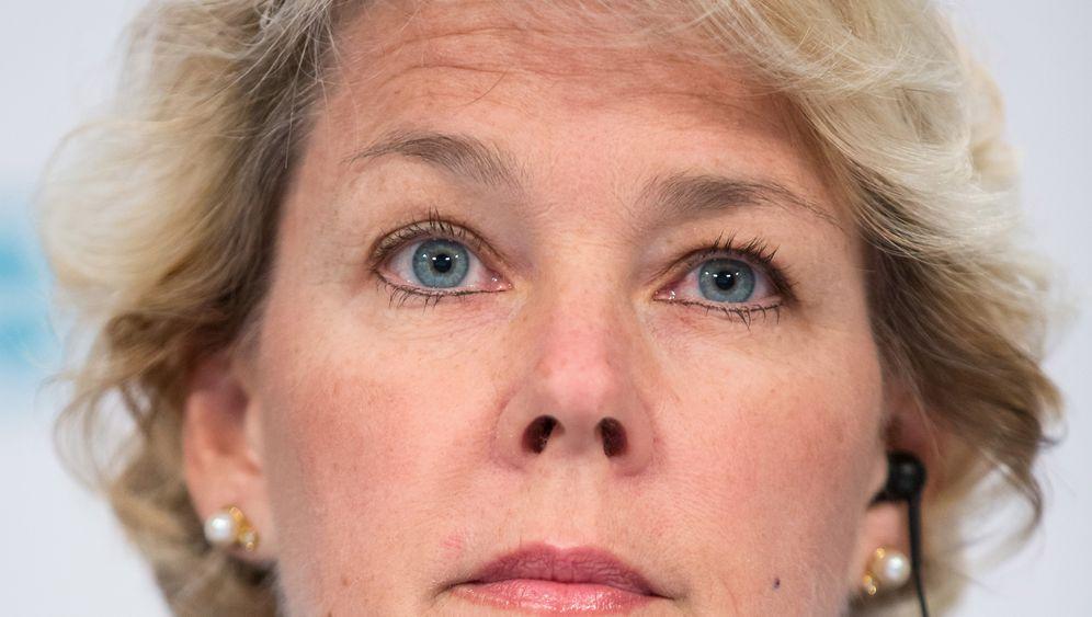 Siemens-Spartenchefin Lisa Davis: Amerikanischer Traum