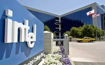 Neue Prozessoren für Privatanwender und Industrie: Intel-Zentrale in Santa Clara