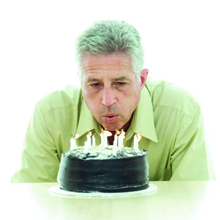 Traurig: Niemand will seinen Geburtstag pauschal auf seiner Facebook-Seite abhandeln