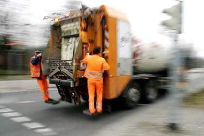 Müllabfuhr: Auch die Kommunen langen zu