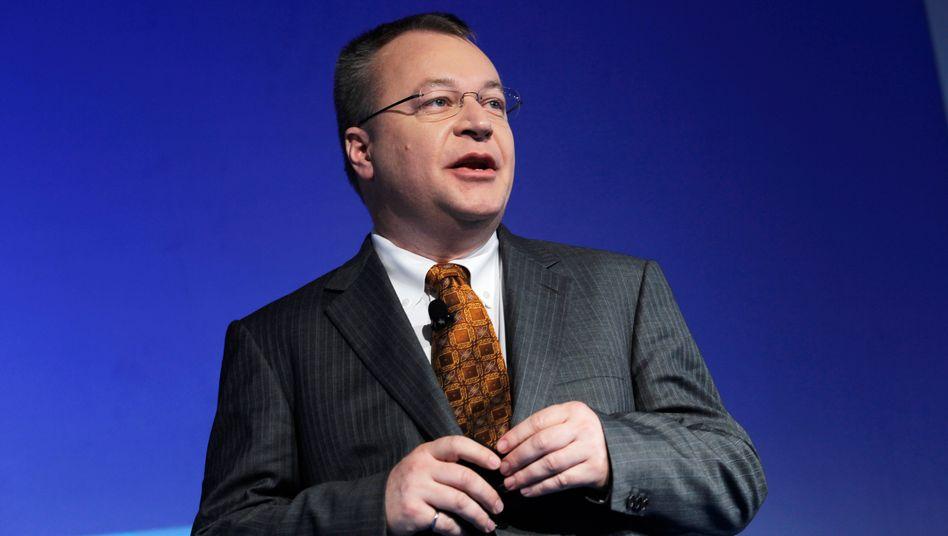 Stephen Elop: Wird er der neue Microsoft-Chef?