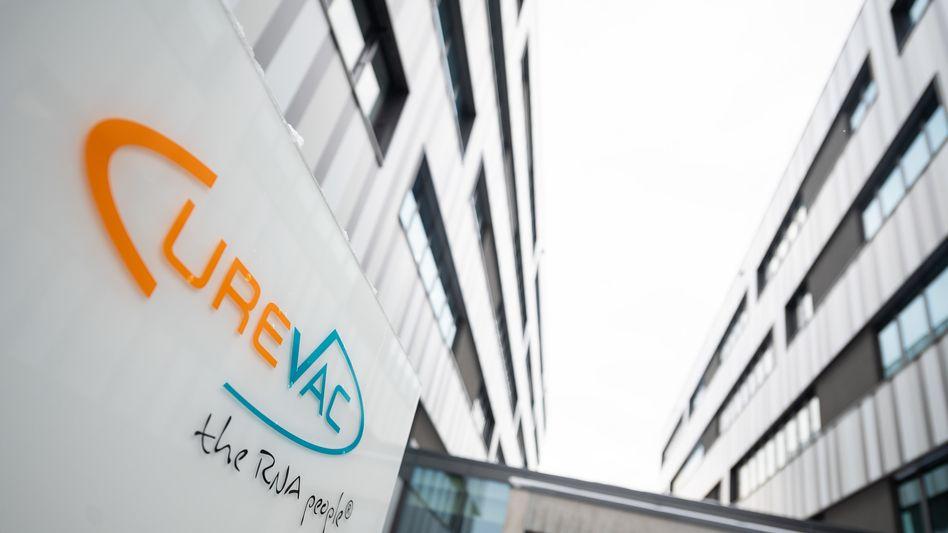 Zweistelliges Plus: Die Aktien der zweiten deutschen Impfstoffhoffnung Curevac stiegen nach einer verkündeten Kooperation mit Bayer kräftig