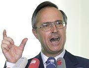 Finanzminister Eichel: Muss dank Gagfah-Verkauf nicht für die BfA einspringen