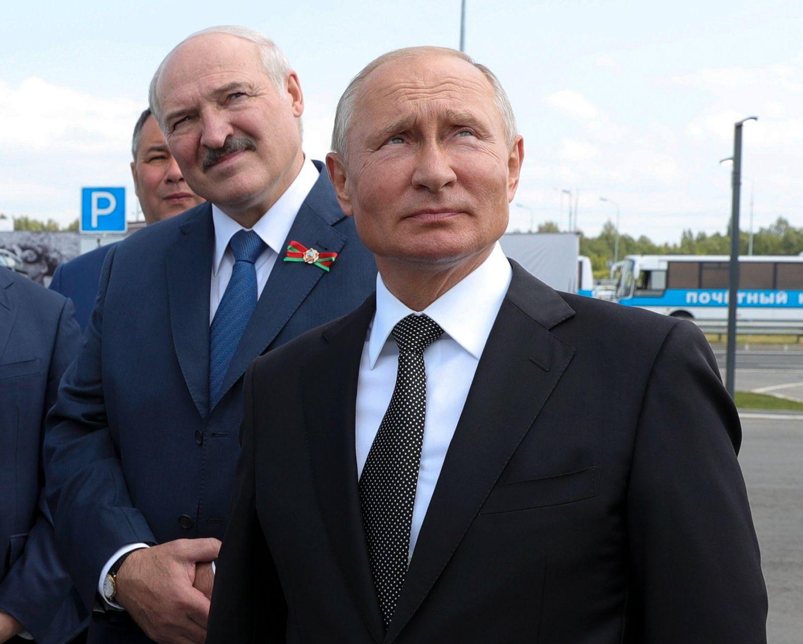Lukaschenko kommt zu Krisengespräch nach Moskau