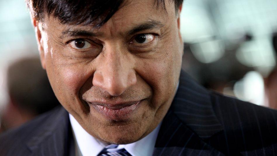 """Stahlmagnat Lakshmi Mittal: """"Schockiert"""" über Äußerungen der Pariser Regierung"""