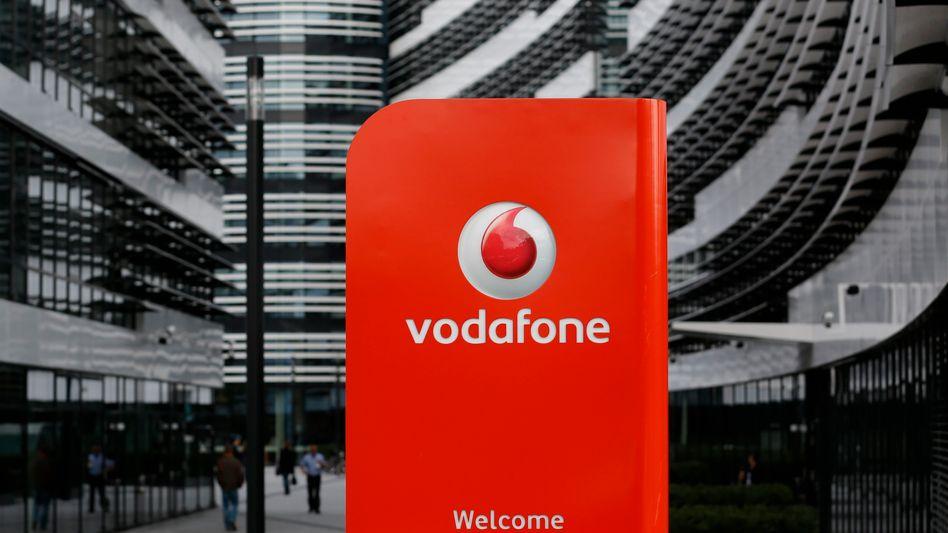 Vodafone: Das Deutschland-Hauptquartier in Düsseldorf