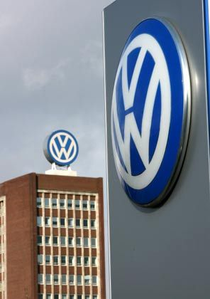 Volkswagen: Das Urteil zu dem umstrittenen VW-Gesetz wird für Sommer 2007 erwartet.