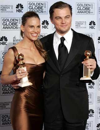 Di Caprio und Swank: Die besten Darsteller