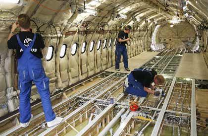 Airbus-Montage in Hamburg: Fertigung des A320 offenbar künftig ausschließlich in der Hansestadt