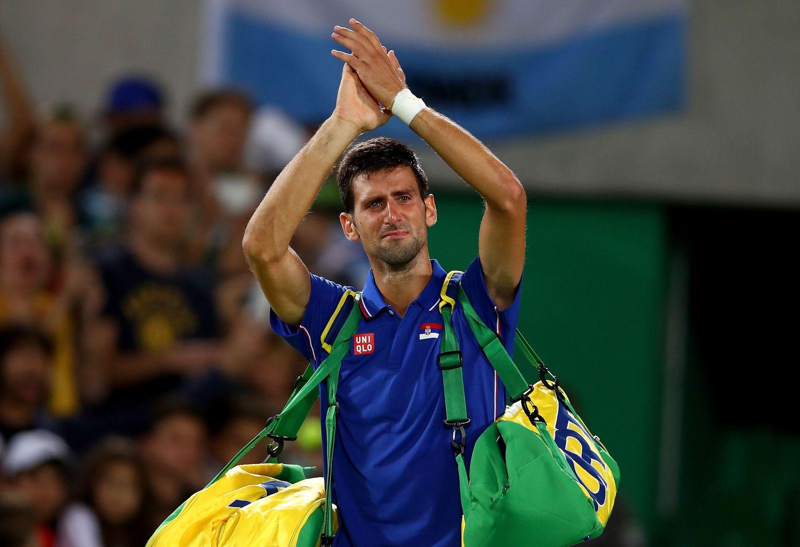 Novak Djokovic / Rio 2016