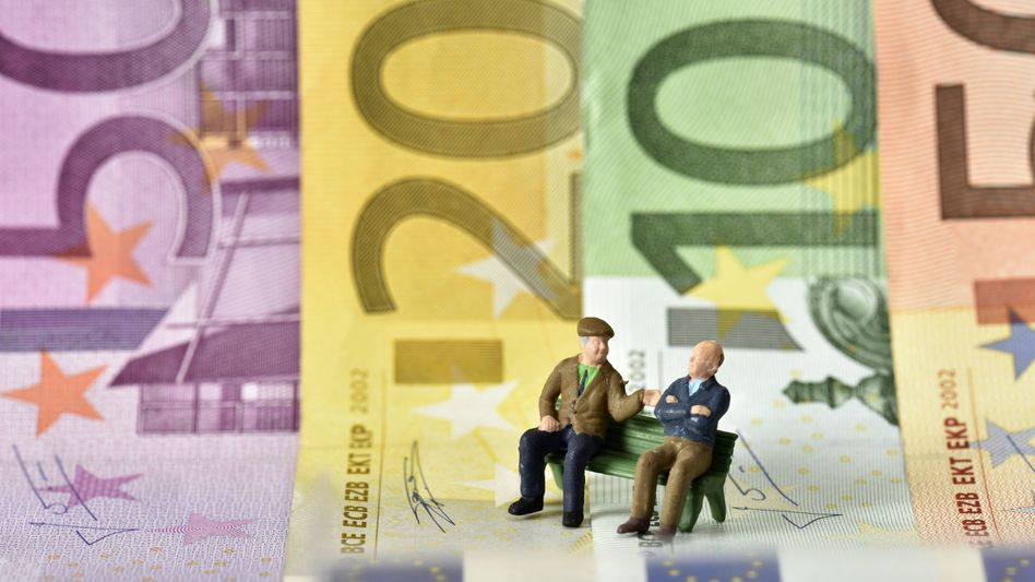 Sichere Bank im Ruhestand: Die Deutschlandrente braucht keine teuren Fondsmanager, sondern nur einen Computer