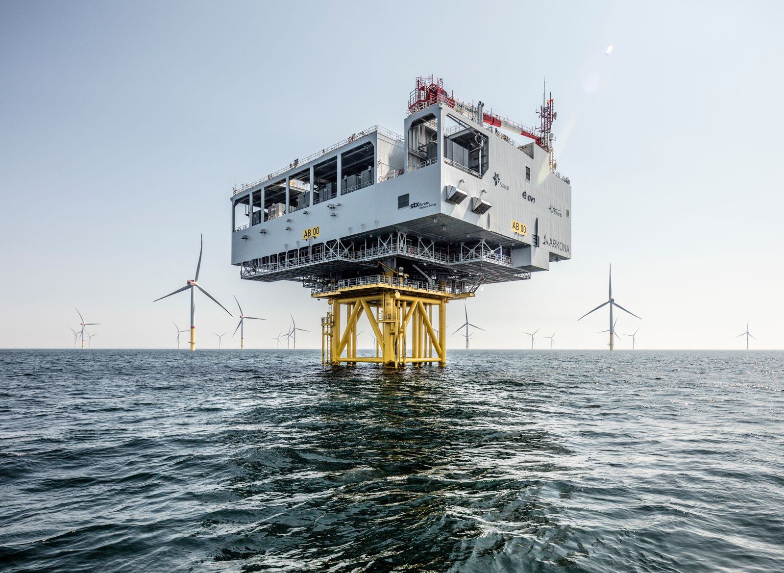 E.On Offshore Windpark Arkona
