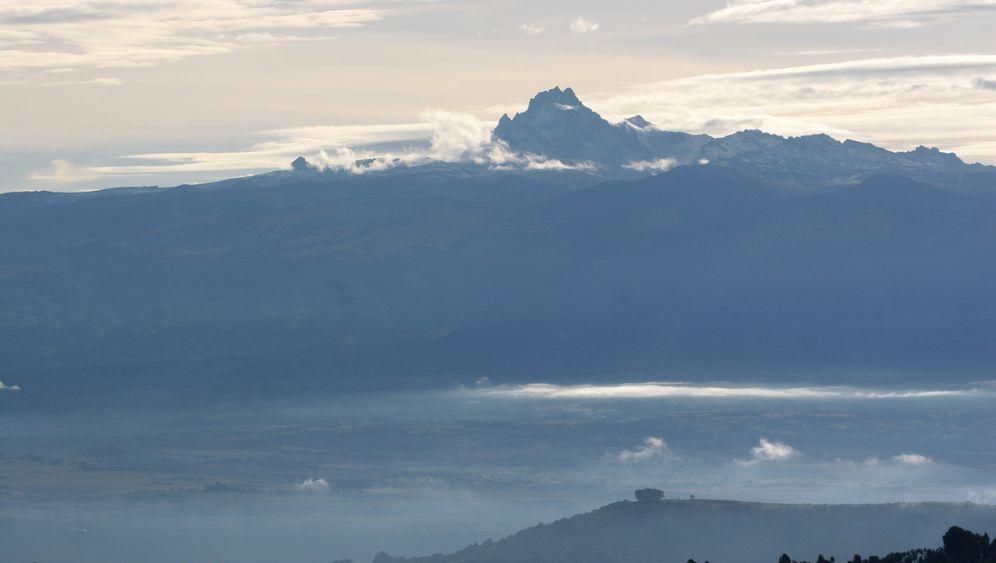 Afrika: Expedition auf den Mount Kenya