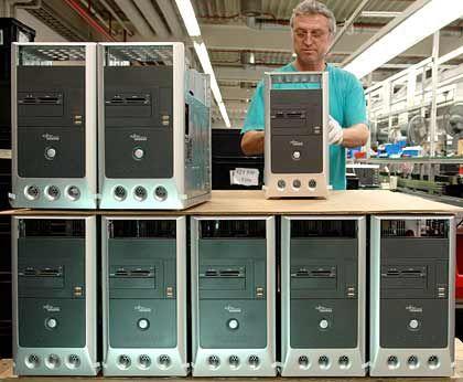 Hoffen auf Vista: PC-Hersteller FSC erwartet einen Absatzimpuls durch die Umstellung auf das neue Microsoft-Betriebssystem