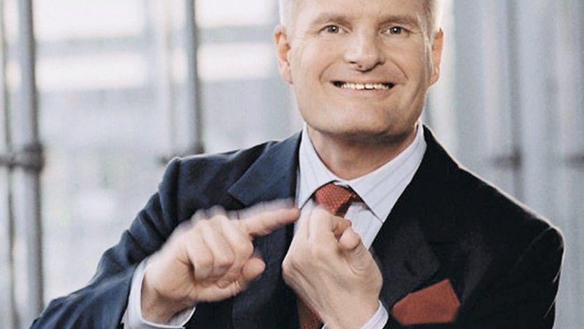 """Lothar Seiwert ist Zeitmanagementexperte und Autor des Bestsellers """"Simplify Your Time""""."""