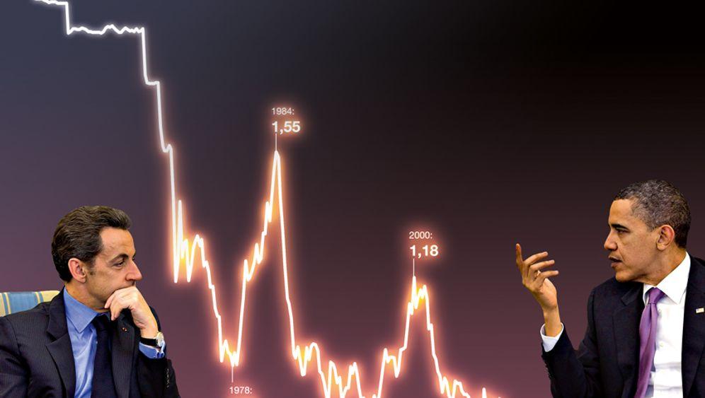Dollar-Dämmerung: Schwindende Dominanz