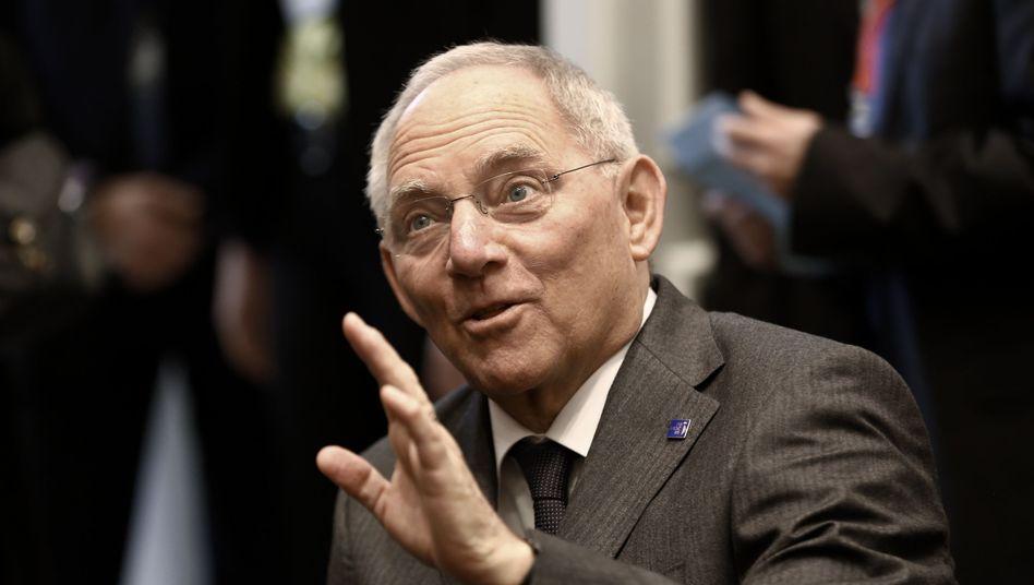 Schäuble: Entlastungen von rund drei Milliarden Euro