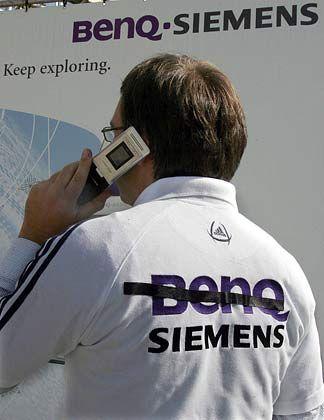 BenQ-Mitarbeiter: Neue Hoffnung