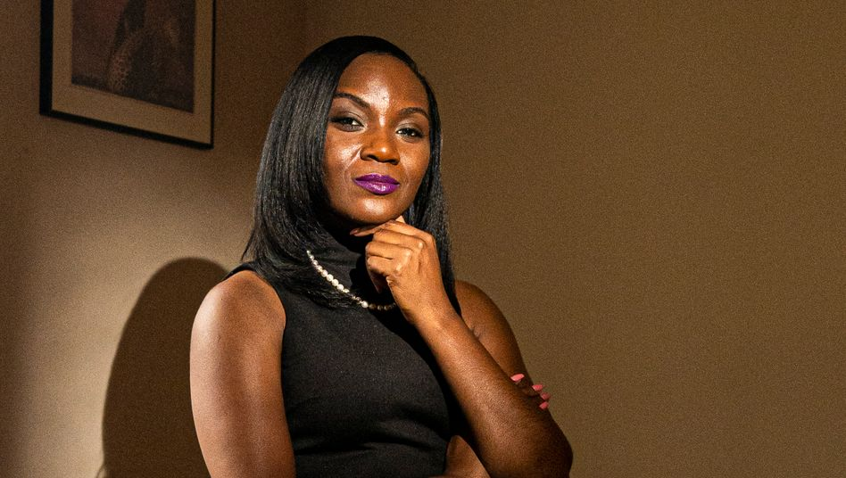 Attitude: Die Impfpionierin Kizzmekia Corbett verkörpert den starken Staat