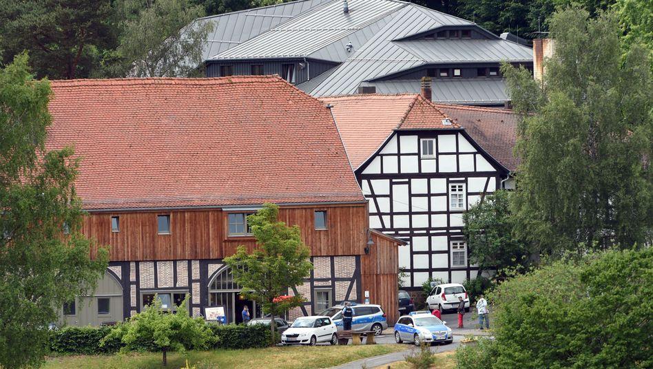 Das Hofgut Sassen - die Wohngemeinschaft, in der Markus Würth 2015 lebte