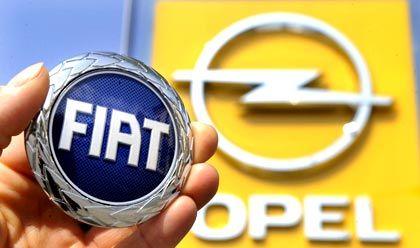 """Fiat und Opel: Marchionne schwärmt, doch Finanzminister Guttenberg will """"belastbarere"""" Daten"""