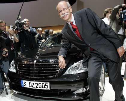 Mercedes-Benz: Statt 5000 sollen nun 8500 Jobs gestrichen werden