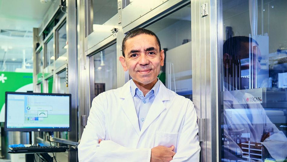 Visionär: BioNTech-Chef Ugur Şahin