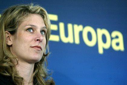 """Silvana Koch-Mehrin: """"Der Lobbyist für Vodafone sitzt ebenso im EU-Parlament wie der Lobbyist von Bertelsmann"""""""