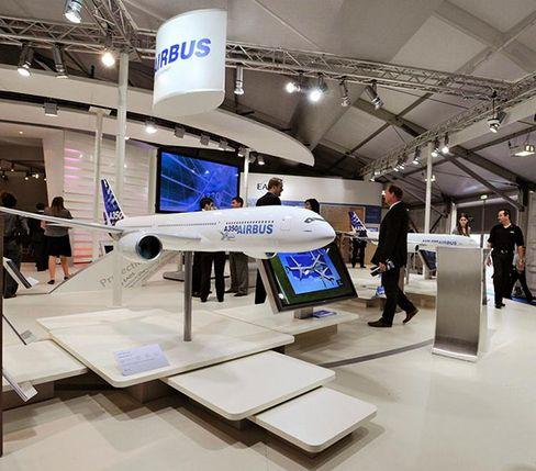 Hoffnungsträger: Airbus hat inzwischen den Grundstein für das erste A350-Werk gelegt