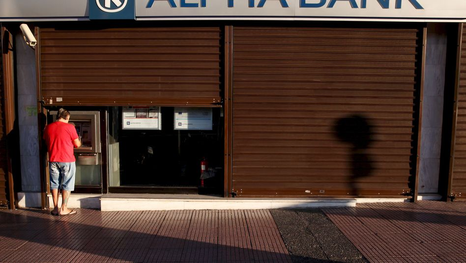 Alpha Bank in Athen (Archiv)