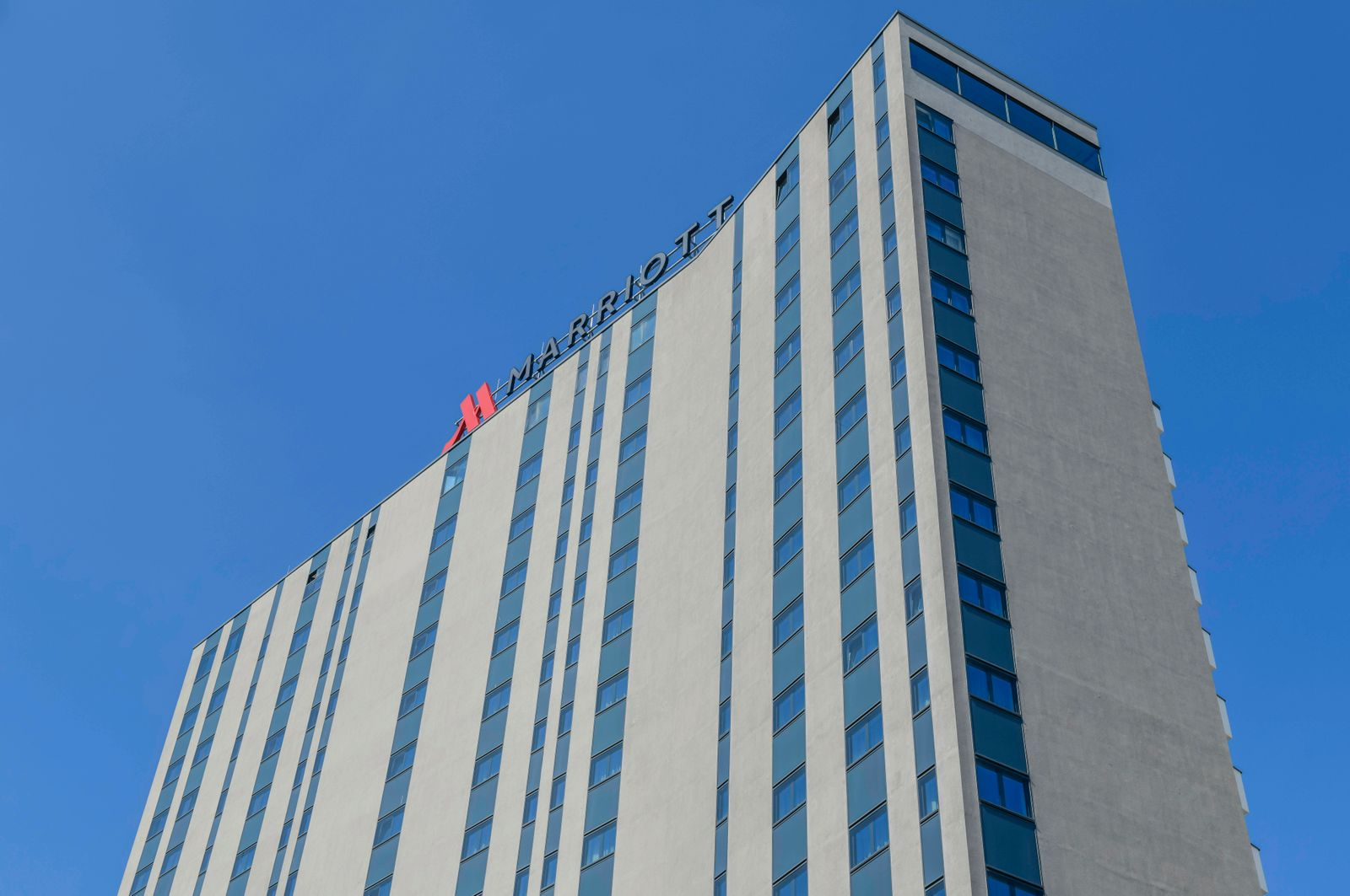 Marriott Hotel Platz der Vereinten Nationen Bonn Nordrhein Westfalen Deutschland *** Marriott Ho