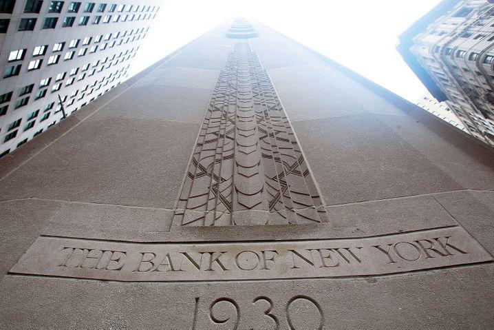 Bank of New York Mellon: Unbequeme Position zwischen Argentinien und Gläubigern