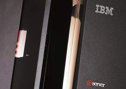Am Markt etabliert: IBM-Server der Reihe 900