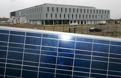 Solaranlage: Tchibo-Chef Ammer profitiert von seinem Conergy-Engagement
