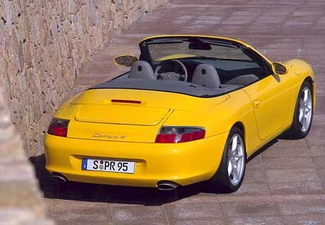 Porsche 911 Cabrio: So teuer wie ein Schafstall