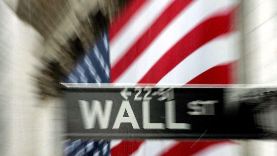 Wall Street: Die US-Börsen bleiben auf Rekordjagd