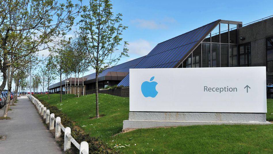 Apple-Zentrale im irischen Hollyhill: Im Steuerstreit mit der EU droht ein jahrelanger Rechtsstreit