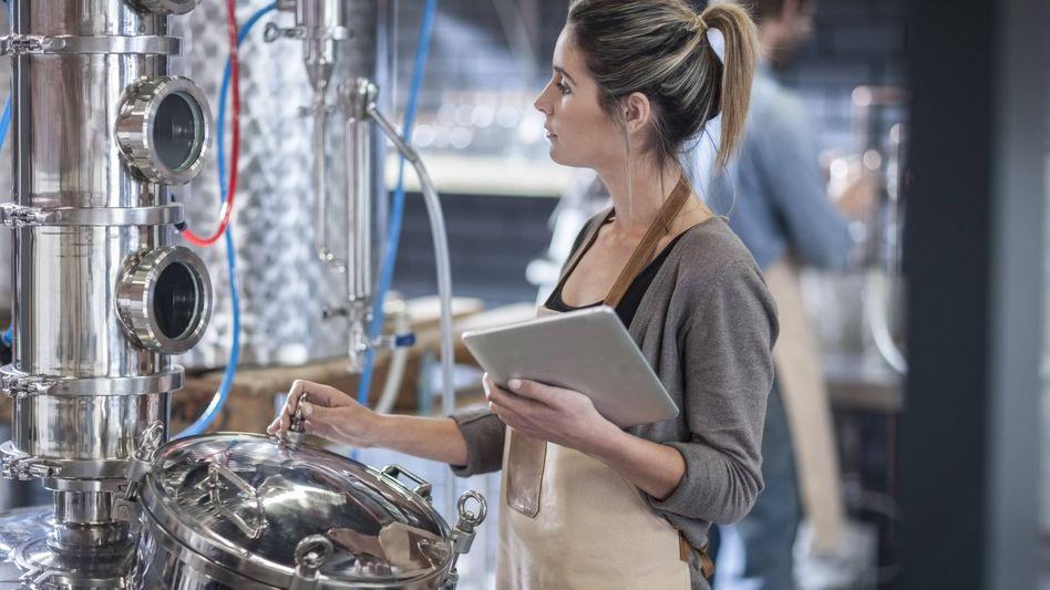"""Deutscher Mittelstand: """"Zwei Drittel der Unternehmen werden bis 2020 eine neue Führung haben. Zugleich verändern sich Produktion, Vertrieb und Märkte rasant"""""""