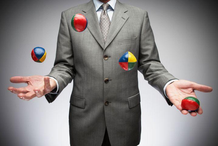 Lieber Monotasking als Multitasking: Es ist erwiesen, dass man weniger Zeit braucht, eine Folge von Aufgaben nacheinander abzuarbeiten, als sie alle zugleich in Angriff zu nehmen