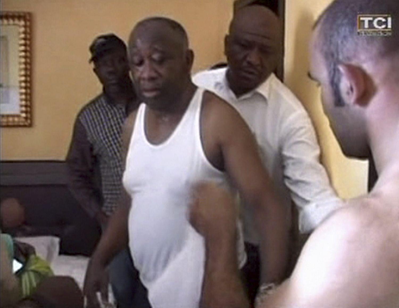 Gbagbo/ Festnahme