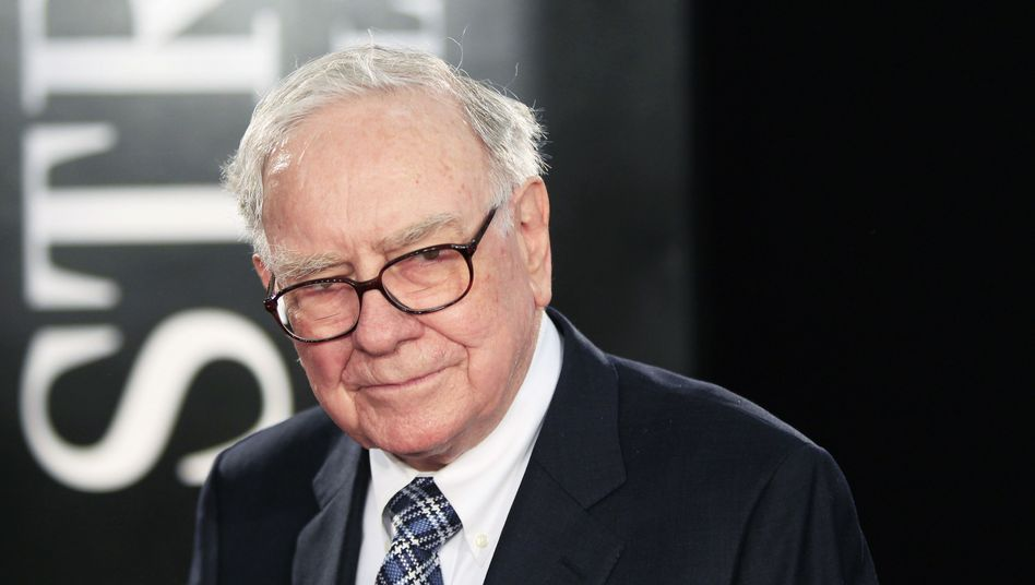 Investor Warren Buffet: Erst Eisenbahnen, jetzt Party-Artikel