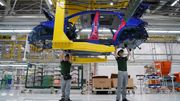 DHL streicht 2200 Arbeitsplätze bei Jaguar Land Rover