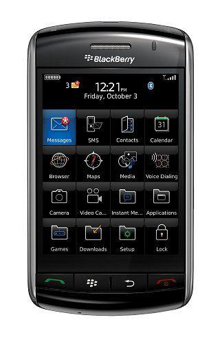 Futter fürs Handteil: Auch Blackberrys können nun software von einem eigenen Onlinegeschäft laden