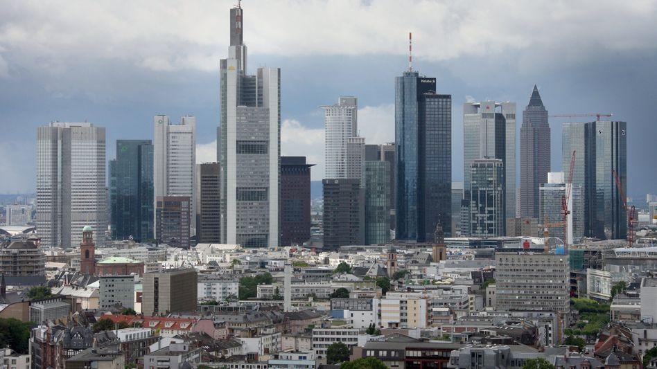 Frankfurter Bankenviertel: Milliardenschaden für den Fiskus